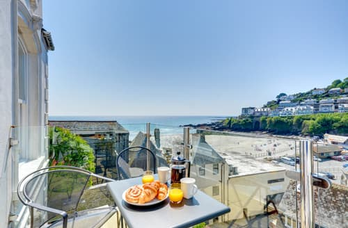 Last Minute Cottages - Adorable Looe Apartment S81192
