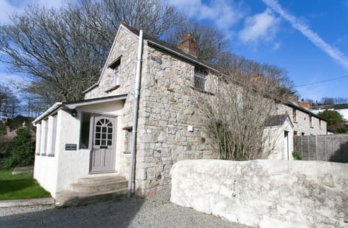 Last Minute Cottages - Rockhopper Cottage