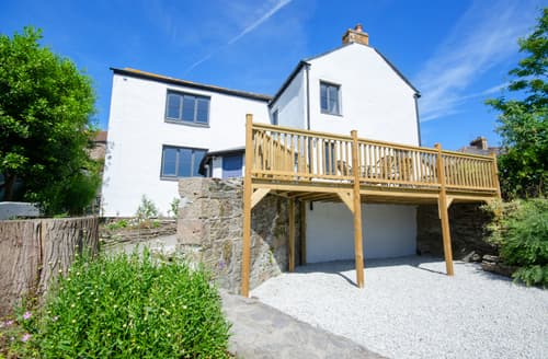 Last Minute Cottages - Stunning Fowey River Cottage S105327
