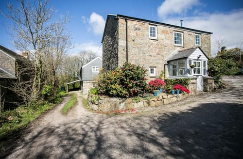 Last Minute Cottages - Gorgeous Penzance Cottage S89290