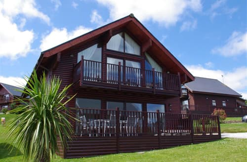 Last Minute Cottages - Luxury St Columb Lodge S43062