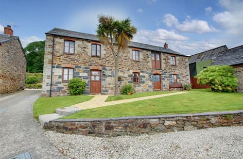 Last Minute Cottages - Charming Wadebridge Cottage S43037