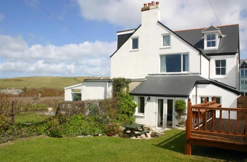 Last Minute Cottages - Splendid Trevone Bay Cottage S42931