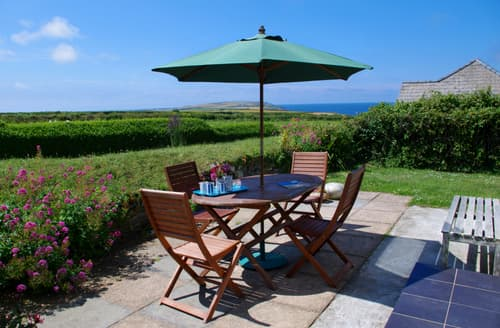 Last Minute Cottages - Adorable Trevone Bay Cottage S43030