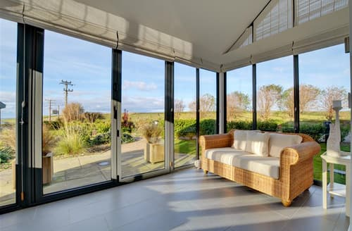 Dog Friendly Cottages - Charming Trevone Bay Cottage S42811