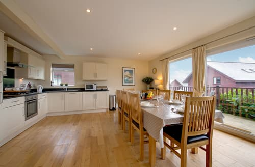 Last Minute Cottages - Captivating St Columb Lodge S43051