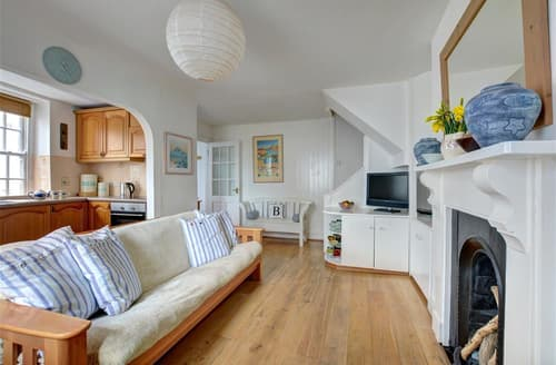 Last Minute Cottages - Exquisite Fowey Cottage S43007