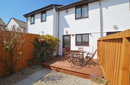 Last Minute Cottages - Charming Padstow Cottage S42911