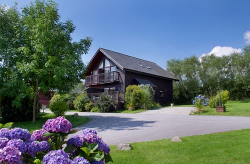 Last Minute Cottages - Lowen Lodge