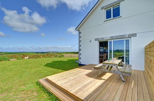 Last Minute Cottages - Superb Porthcothan Bay Cottage S56471