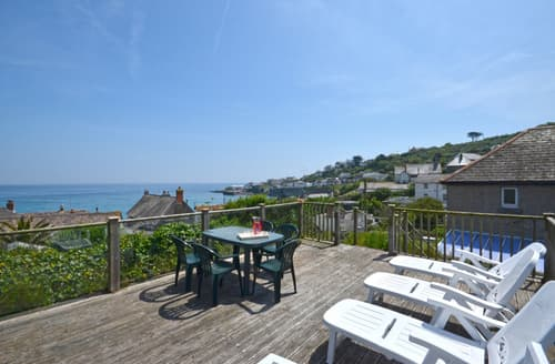 Big Cottages - Attractive Coverack Cottage S42974