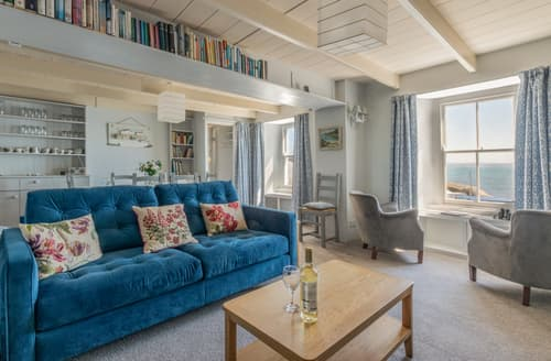 Last Minute Cottages - Stunning Mousehole Cottage S106028