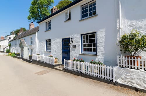 Last Minute Cottages - Exquisite Helford Cottage S89358