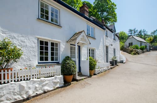 Last Minute Cottages - Exquisite Helford Cottage S93011