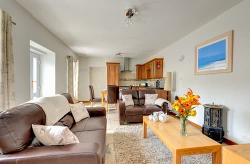 Last Minute Cottages - Stunning Marazion Apartment S84292