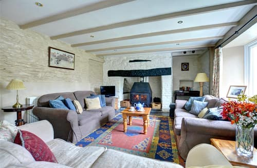 Last Minute Cottages - Lovely Watergate Bay Cottage S42984