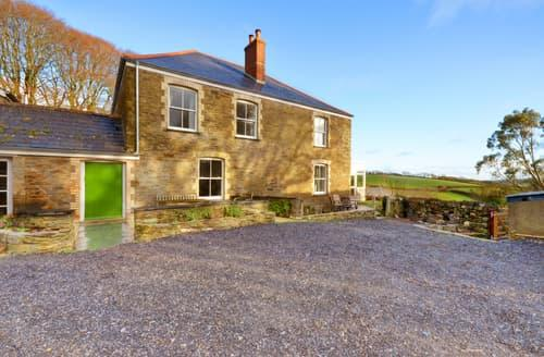 Big Cottages - Superb Looe Cottage S90602