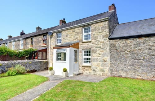 Last Minute Cottages - Chy An Gwel