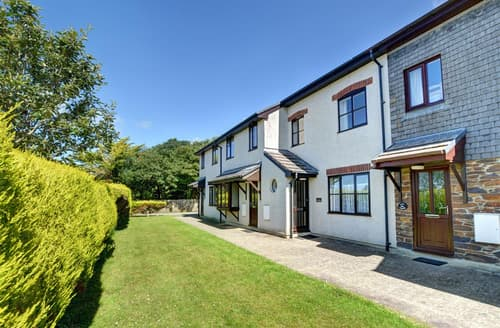 Last Minute Cottages - Charming Harlyn Bay Cottage S42990