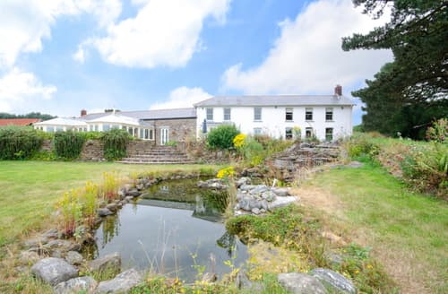 Last Minute Cottages - Tregoninny Farmhouse