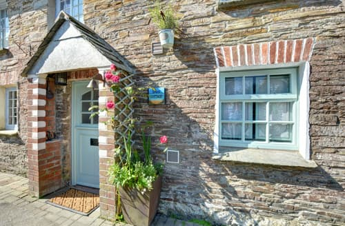 Last Minute Cottages - Delightful Porthcothan Bay Cottage S42678