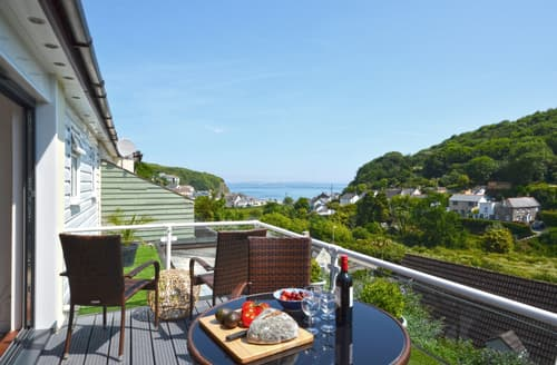Last Minute Cottages - Beautiful Coverack Apartment S83287