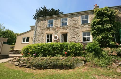 Last Minute Cottages - Charming Perranporth Cottage S43896