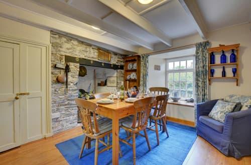 Last Minute Cottages - Webbers Cottage