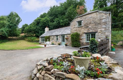 Last Minute Cottages - Beautiful St Breward / St Tudy Cottage S113997