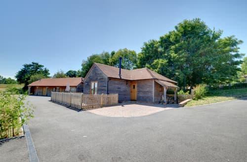 Last Minute Cottages - Glebe Cottage