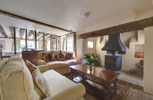 Last Minute Cottages - The Old Cobblers Cottage
