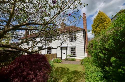 Last Minute Cottages - Gorgeous Cranbrook Cottage S97182