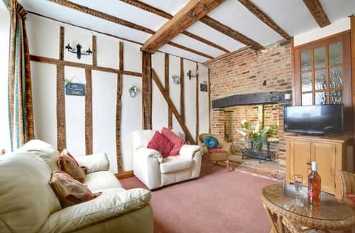 Big Cottages - Quaint Canterbury Cottage S104505