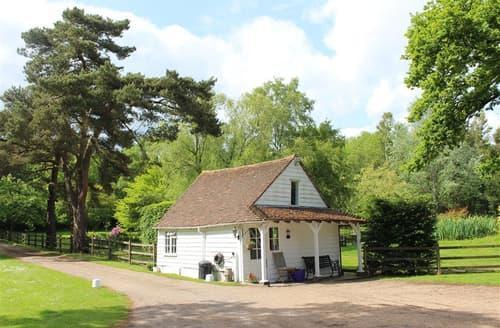 Last Minute Cottages - Gamekeeper's Lodge