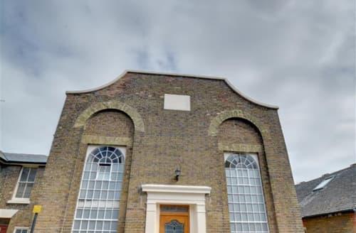 Big Cottages - Chapel House