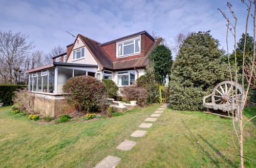 Last Minute Cottages - Attractive Steyning Rental S25469