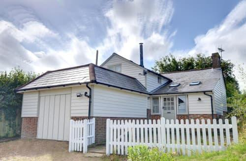 Big Cottages - Wonderful Brightling Rental S13472
