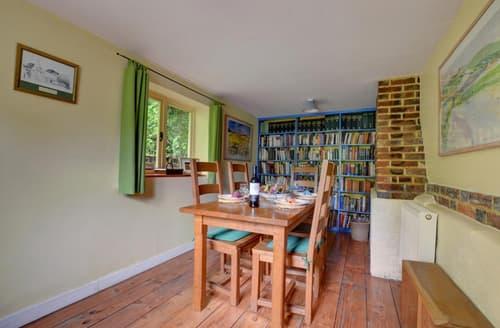 Big Cottages - Delightful Mountfield Rental S10386