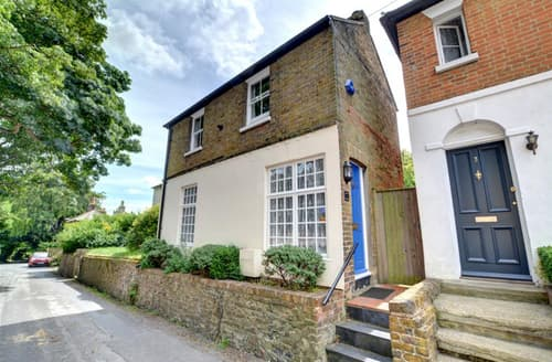Last Minute Cottages - Wonderful Eastry Cottage S60530