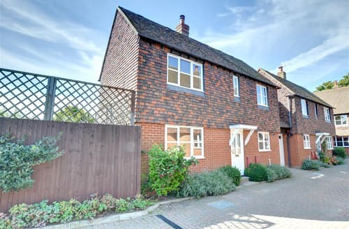 Last Minute Cottages - Wonderful Rye Rental S10403