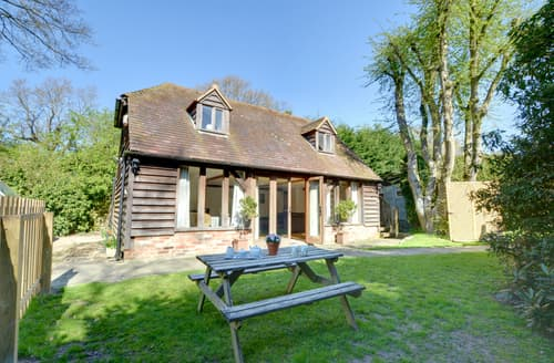Last Minute Cottages - Exquisite Broad Oak & Brede Cottage S94895