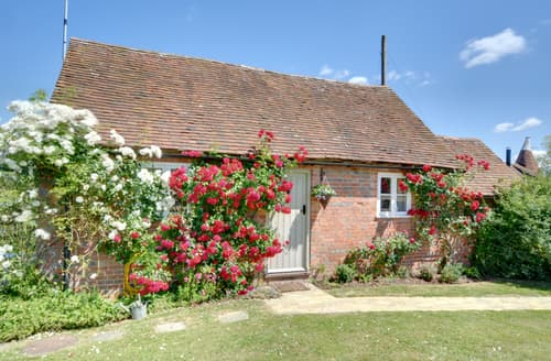 Last Minute Cottages - Lovely Tenterden Cottage S105174
