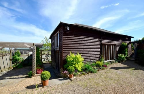 Last Minute Cottages - Hartley Dyke Barn
