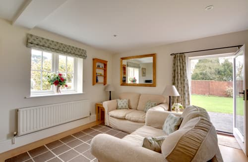 Last Minute Cottages - Wonderful Sissinghurst Rental S10384