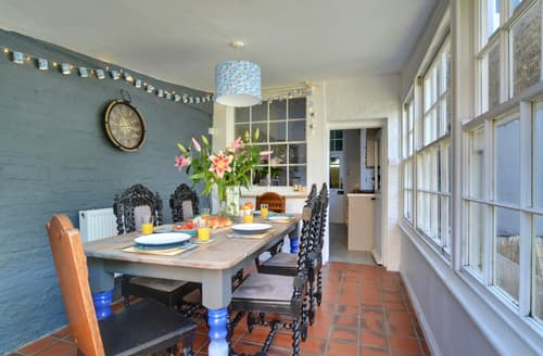 Last Minute Cottages - Luxury Ramsgate Cottage S105212