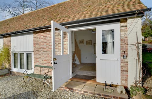 Last Minute Cottages - No 1 Chillenden Court Stables