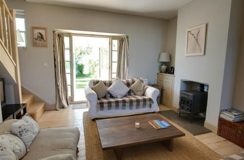 Dog Friendly Cottages - Lower Coastguard Cottage