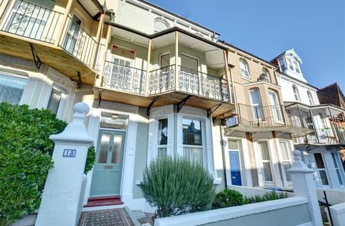 Last Minute Cottages - Tasteful Ramsgate Rental S10481