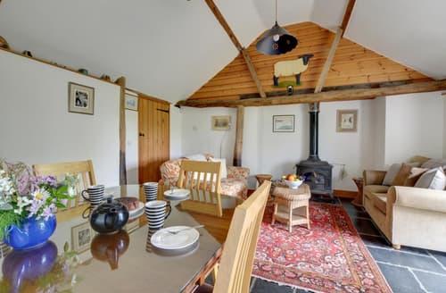 Last Minute Cottages - Oast House Cottage