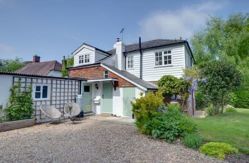 Last Minute Cottages - Stunning Peasmarsh Cottage S80627